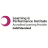 Learning and Performance Institute - Gold Standard