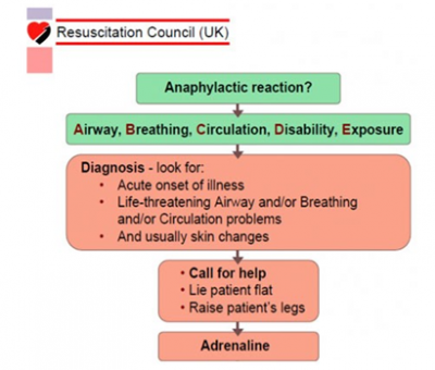 Anaphylaxis - Resuscitation Council UK