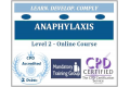 Anaphylaxis Training - Level 2 - Online CPD Accredited Training Course