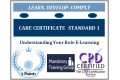 Care Certificate Standard 1 - Understanding Your Role Online Training Course