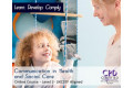Communication in Health & Social Care Training - Level 2 - Online Course - CPD Accredited