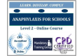 Anaphylaxis Training for Schools - Level 2 - Online CPD Accredited Training Course