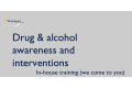 Drug & alcohol awareness and interventions