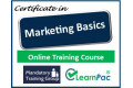Certificate in Marketing Basics - Online Training Course - 85% OFF Buy Now £29.99