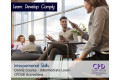 Interpersonal Skills - Online Course - CPD Accredited