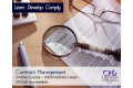 Contract Management - Online Course - CPD Accredited