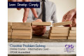 Creative Problem Solving – Online Course – CPD Accredited