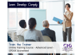 Train the Trainer - Online Training Package - CPDUK Accredited