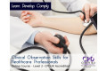 Clinical Observations Skills - Level 3 - Online Course - CPD Accredited