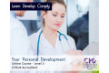 Your Personal Development - Level 1 - Online Course - CPD Accredited