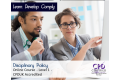 Disciplinary Policy - Enhanced Dental CPD Course