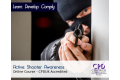 Active Shooter Awareness - Online Training Course - CPDUK Certified