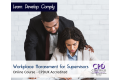 Workplace Harassment for Supervisors  - Online Training Course - CPDUK Certified  -