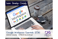 Google Workspace Essentials (2016) - Online Training Course - CPDUK Certified
