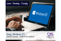 Using Windows 10 - E-Learning Course - CPDUK Certified
