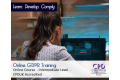 Online GDPR Training - E-Learning Course - CPDUK Accredited