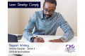 Report Writing - Online Training Course - CPDUK Certified