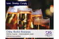 Online Alcohol Awareness - E-Learning Course - CPDUK Accredited