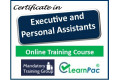 Executive and Personal Assistants - Online Training Course - UK CPD Accredited