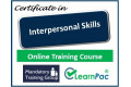 Certificate in Interpersonal Skills - Online Training Course - 85% OFF Buy Now £29.99
