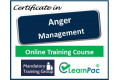 Certificate in Anger Management - Online Training Course - 85% OFF Buy Now £29.99