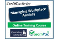 Certificate in Managing Workplace Anxiety - Online Training Course - 85% OFF Buy Now £29.99