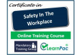 Certificate in Safety in the Workplace - Online Training Course - 85% OFF Buy Now £29.99