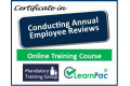 Certificate in Conducting Annual Employee Reviews - Online Training Course - 85% OFF Buy Now £29.99
