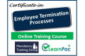Certificate in Employee Termination - Online Training Course - 85% OFF Buy Now £29.99