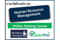 Certificate in Human Resource Management - Online Training Course - 85% OFF Buy Now £29.99