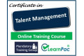 Certificate in Talent Management - Online Training Course - 85% OFF Buy Now £29.99