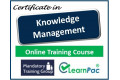 Certificate in Knowledge Management - Online Training Course - 85% OFF Buy Now £29.99