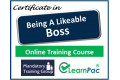 Certificate in How to Become a Likeable Boss - Online Training Course - 85% OFF Buy Now £29.99