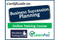 Certificate in Business Succession Planning - Online Training Course - 85% OFF Buy Now £29.99