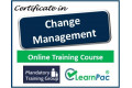 Certificate in Change Management - Online Training Course - 85% OFF Buy Now £29.99