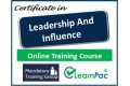Certificate in Leadership & Influence - Online Training Course - 85% OFF Buy Now £29.99