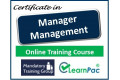 Certificate in Manager Management - Online Training Course - 85% OFF Buy Now £29.99