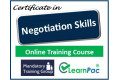 Certificate in Negotiation Skills - Online Training Course - 85% OFF Buy Now £29.99