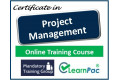 Certificate in Project Management - Online Training Course - 85% OFF Buy Now £29.99
