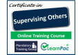 Certificate in Supervising Others - Online Training Course - 85% OFF Buy Now £29.99
