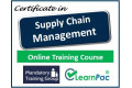 Certificate in Supply Chain Management - Online Training Course - 85% OFF Buy Now £29.99