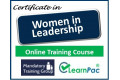Certificate in Women in Leadership - Online Training Course - 85% OFF Buy Now £29.99