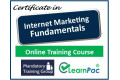 Certificate in Internet Marketing Fundamentals - Online Training Course - 85% OFF Buy Now £29.99