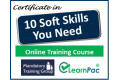 "Certificate in ""10 Soft Skills you Need"" - Online Training Course - 85% OFF Buy Now £29.99"