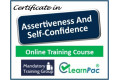 Certificate in Assertiveness & Self Control - Online Training Course - 85% OFF Buy Now £29.99