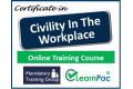 Civility in the Workplace - Online Training Course - UK CPD Accredited