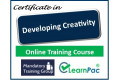 Certificate in Developing Creativity - Online Training Course - 85% OFF Buy Now £29.99