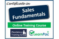 Certificate in Sales Fundamentals - Online Training Course - 85% OFF Buy Now £29.99