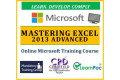 Mastering Microsoft Office Excel 2013 Advanced - Online CPD Training Course & Certification
