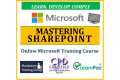 Mastering Microsoft SharePoint - Online CPD Training Course & Certification
